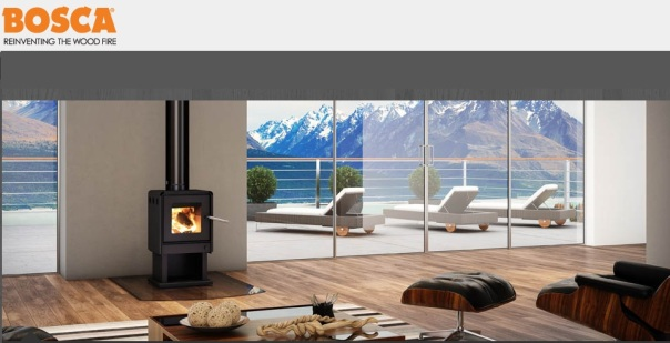 Bosca home page image